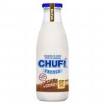 Ya está aquí el verano y con él vuelve CHUFI Fresca, con nueva receta y en botella de cristal