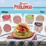 Prolongo lanza su nueva gama de hamburguesas