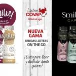 Lácteos COVAP lanza Smilke, una nueva gama de bebidas lácteas on the go