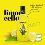 Limoncello con Aloe Vera, de Las Coronas